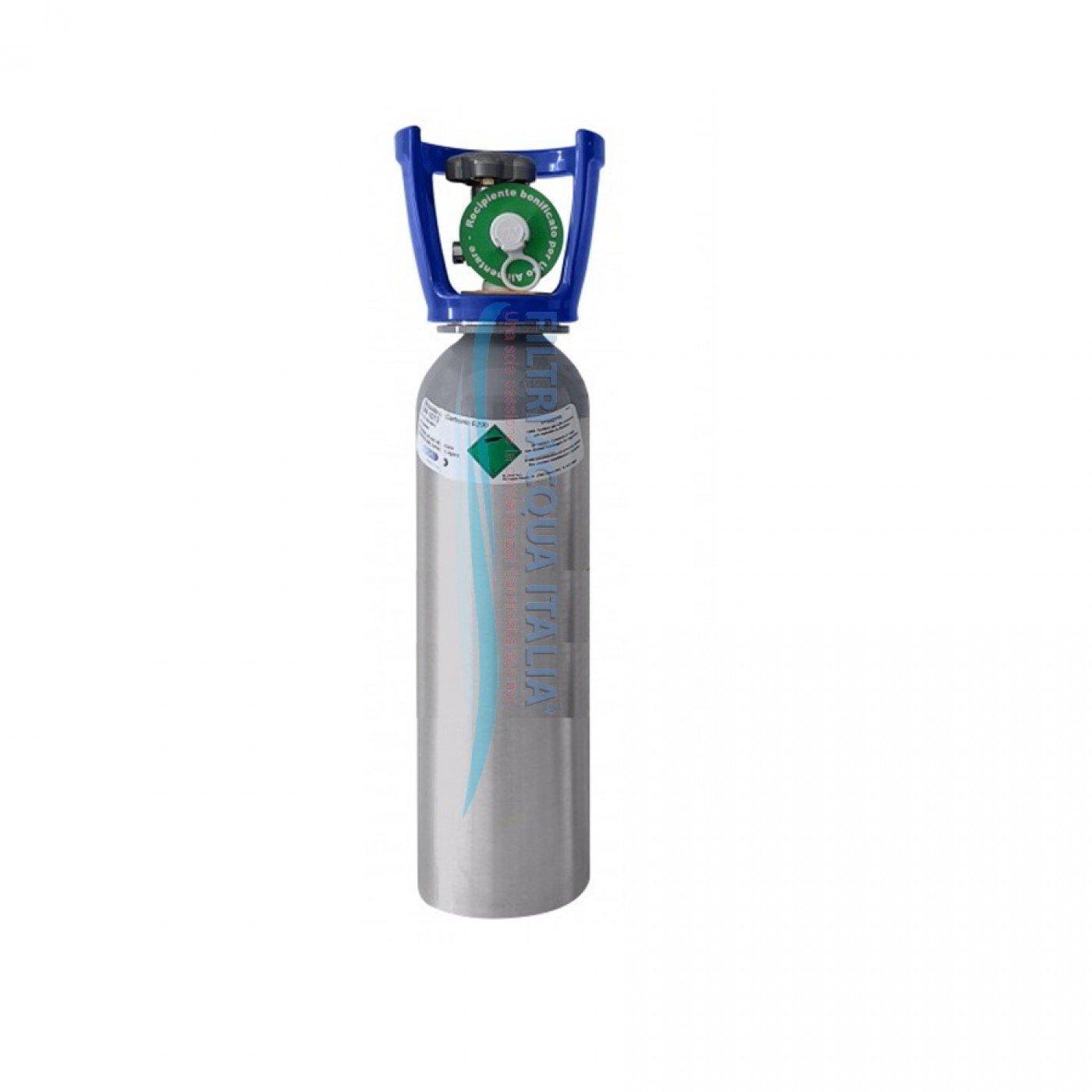 Bombola Co2 Ricaricabile 2 Kg in Allluminio