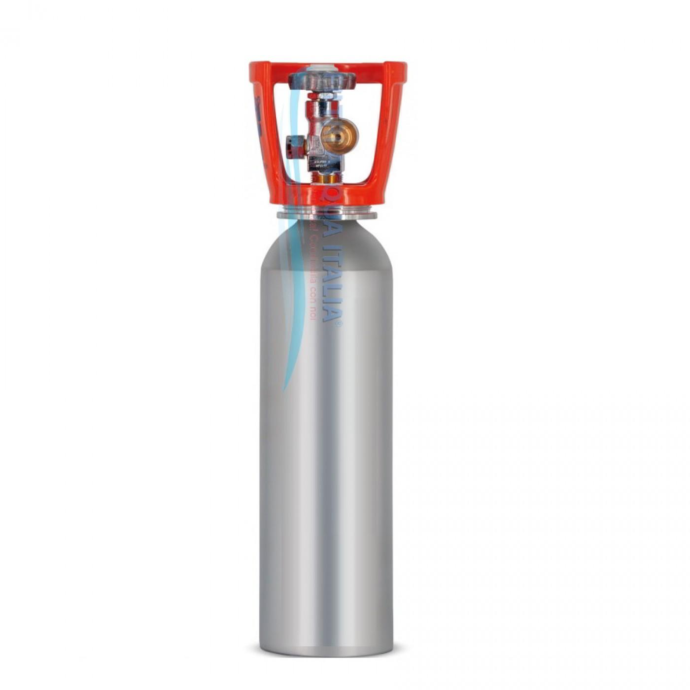 BOMBOLA RICARICABILE CO2 da 4 Kg in Alluminio