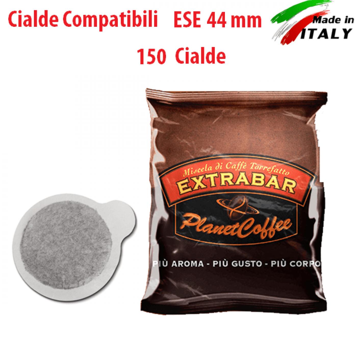 CIALDE ESE 44 mm COMPATIBILI CAFFE' MISCELA ORO