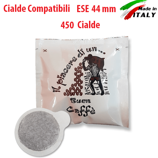 CIALDE COMPATABILI ESE 44 SCATOLA 450 PZ