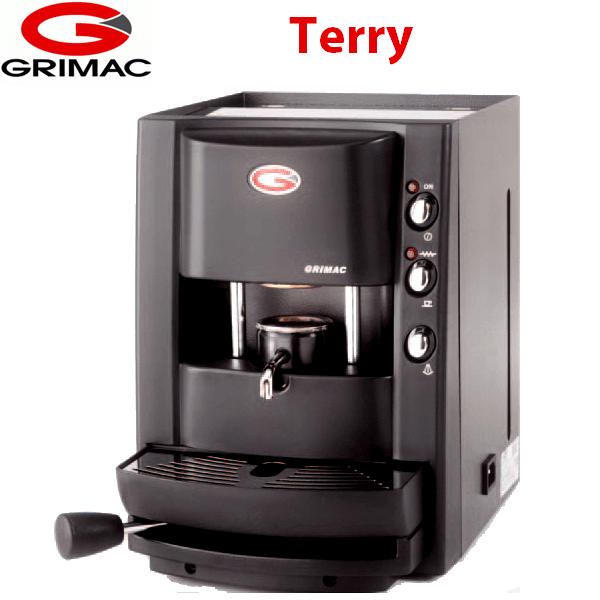 Grimac Terry Macchina da Caffè per Cialde