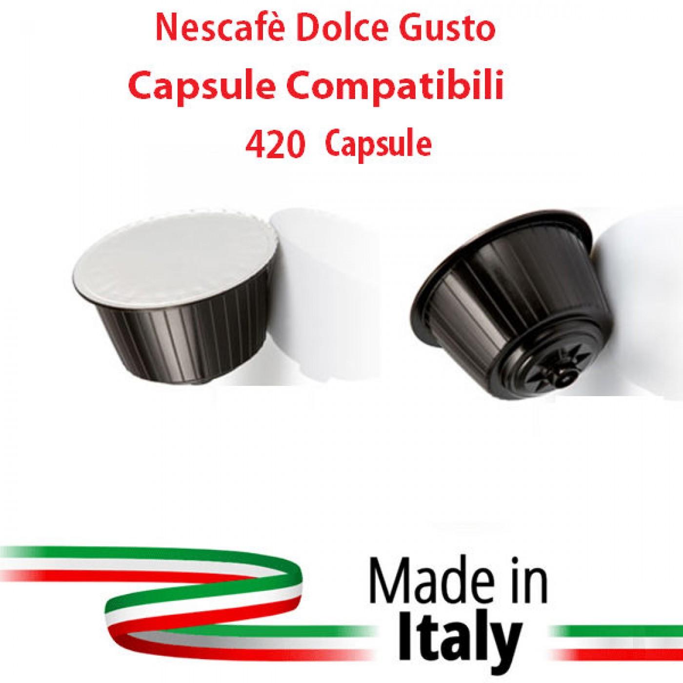 NESCAFE' DOLCE GUSTO 420 CAPSULE COMPATABILI