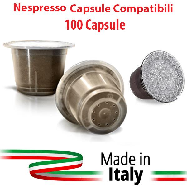 NESPRESSO CAPSULE COMPATABILI