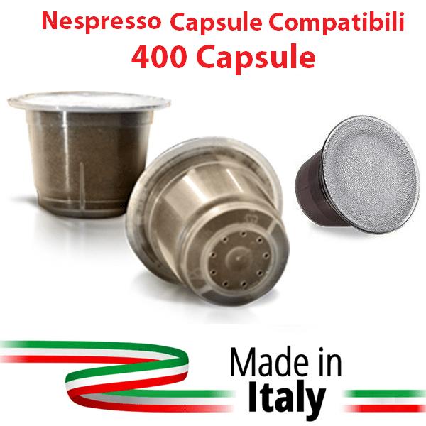NESPRESSO 400 CAPSULE COMPATABILI