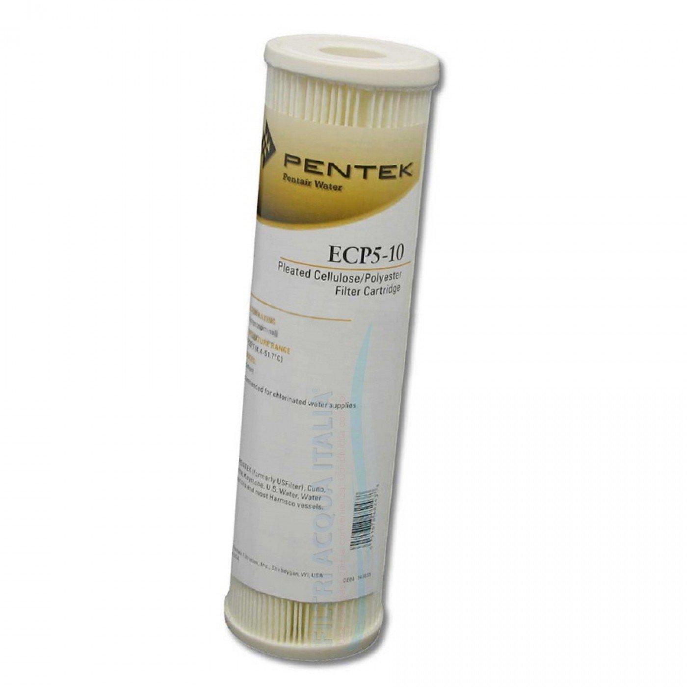 CARTUCCIA LAVABILE PENTEK ECP 10 Pollici Micron 5