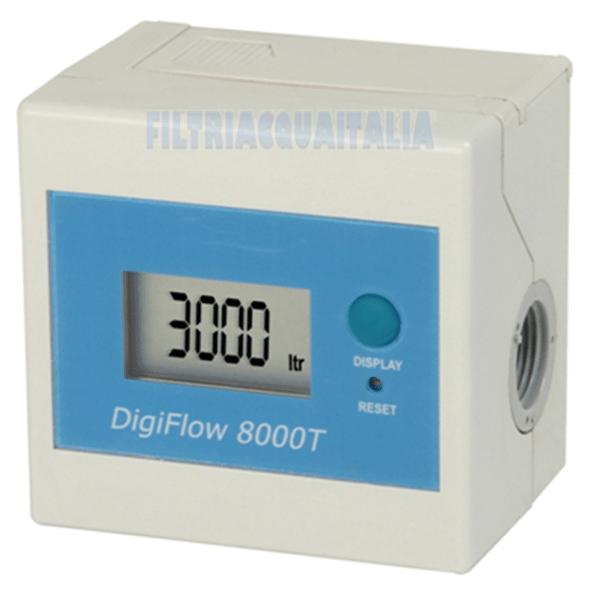 CONTALITRI DIGITALE 8000 T DIGIFLOW