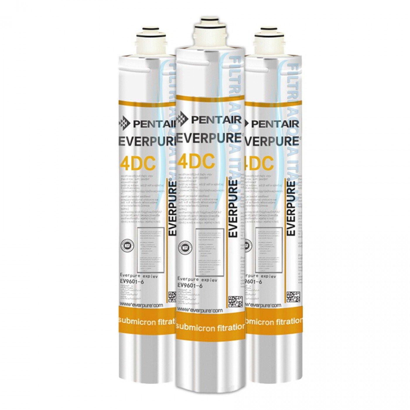 EVERPURE 4DC TRIS PACK EV960146