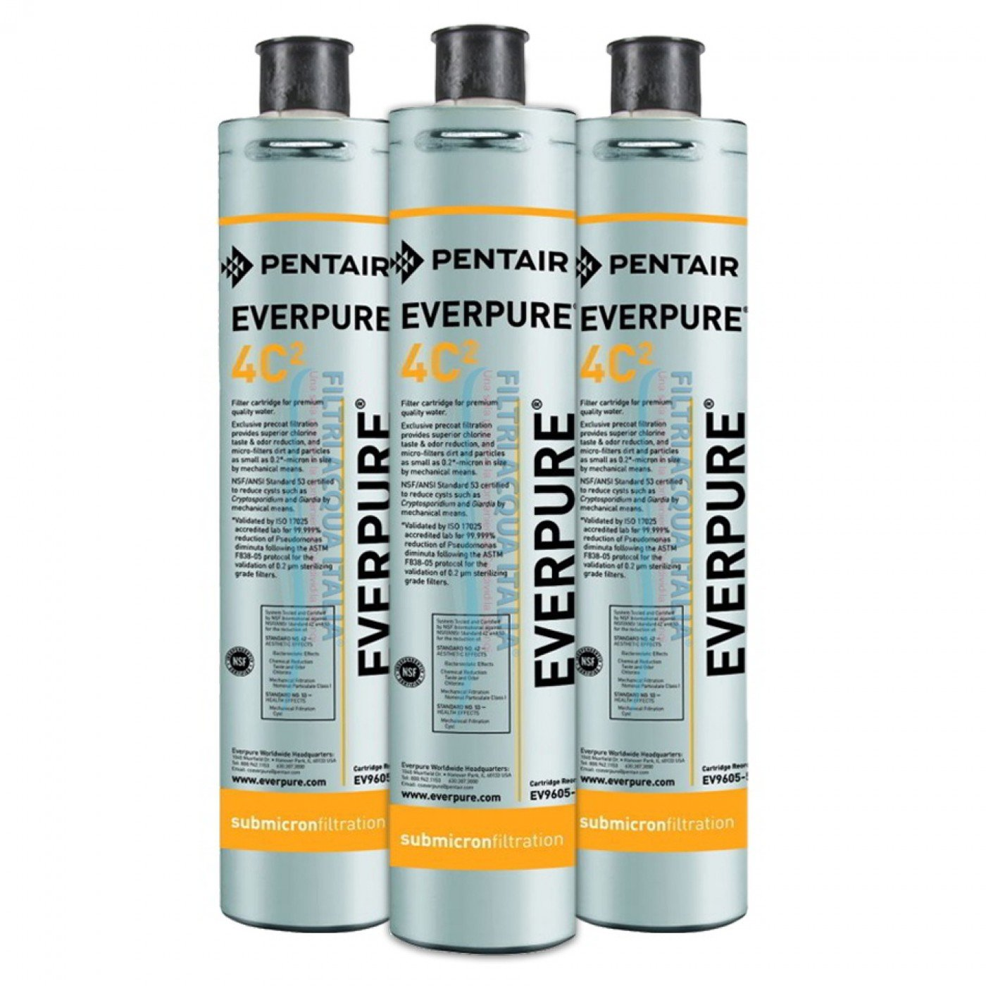 EVERPURE 4C2 Set 3 Pezzi EV9605-50