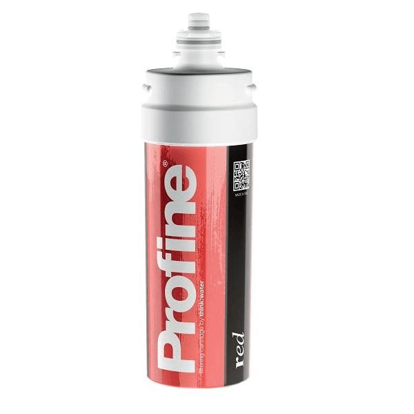 FILTRO PROFINE ROSSO RED SMALL