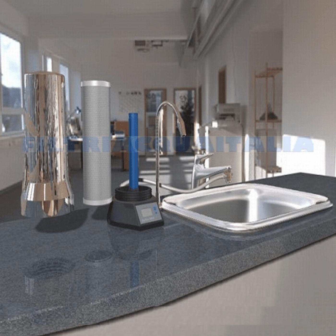 DigiPure 9000S Purificatore Acqua Sopralavello Cucina