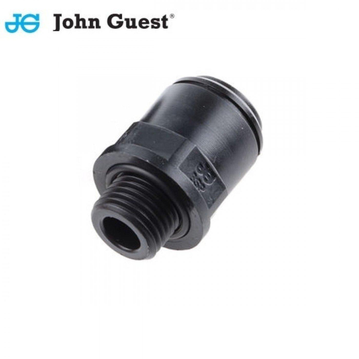 TERMINALE DIRITTO TUBO 10 mm FILETTO 1/4 PM011012E