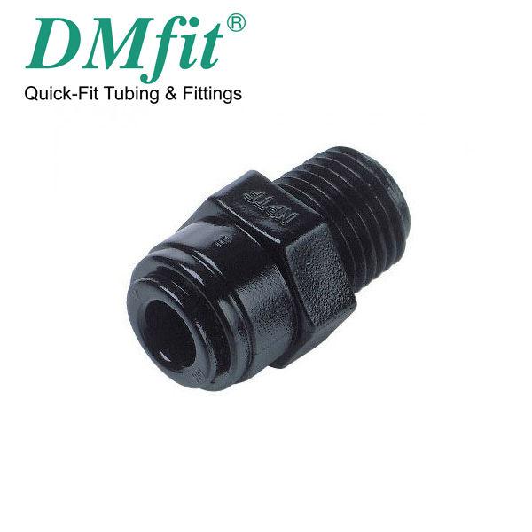 """TERMINALE DIRITTO TUBO 4MM x 1/8"""" FILETTO AMC0402M"""