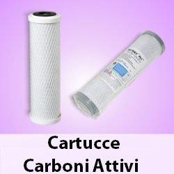 Cartucce a Carbon Block: Filtri a Carboni Attivi