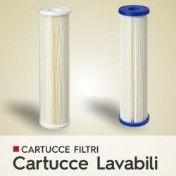 CARTUCCE LAVABILI