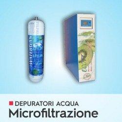 MICROFILTRAZIONE ACQUA